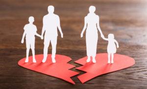 divorcio1 300x183 - Divórcio com Filhos